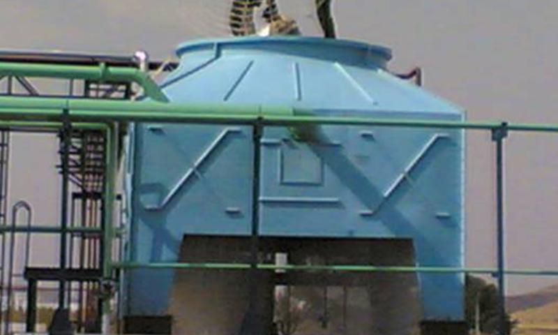 Eureka Rectangular Shape Cooling Tower